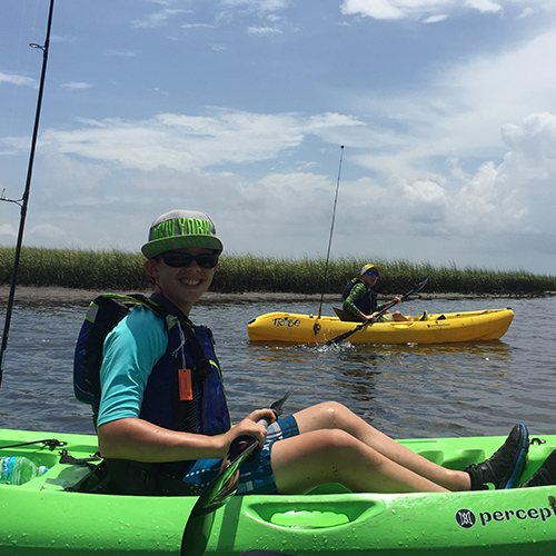 Fwc summer camps florida youth conservation centers network for Fishing summer camp