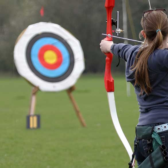 Archery Instruction with Susan Prevatt