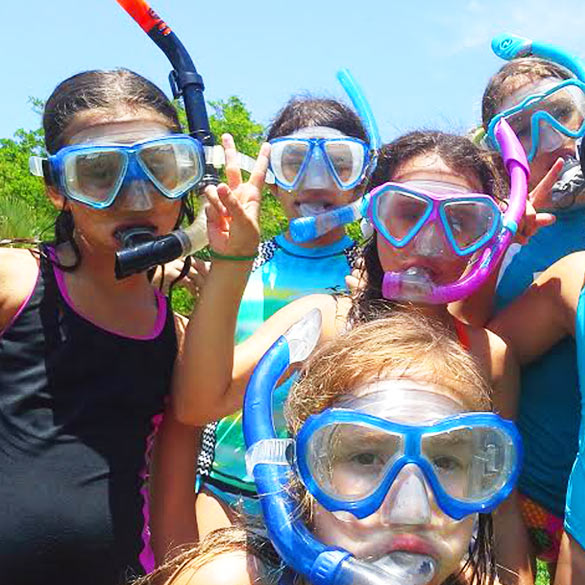 Key Biscayne Aquatic Camp