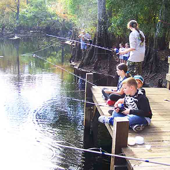 Withlacoochee River Park