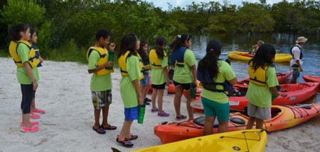 SNAP Camp (Science Nature Adventure Program) | Florida Youth